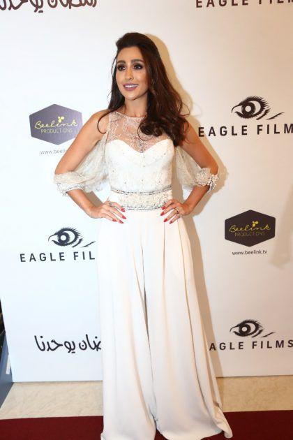 النجمة اللبنانية جيسي عبدو