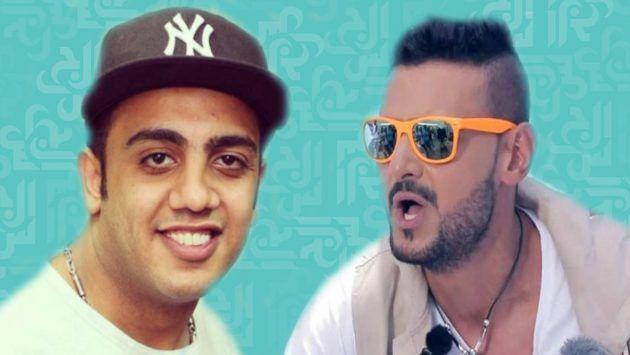 النجم المصري محمد أسامةوقع ضحية الفنان المصري رامز جلال