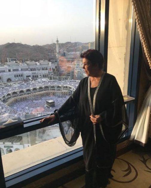 رجاء الجداوي في السعودية