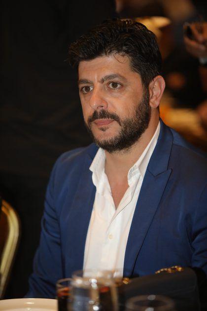 النجم اللبناني طوني عيسى