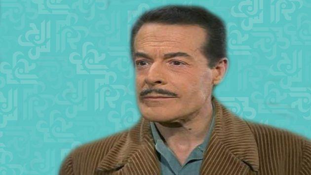 الممثل اللبناني الراحل عبد السلام النابلسي