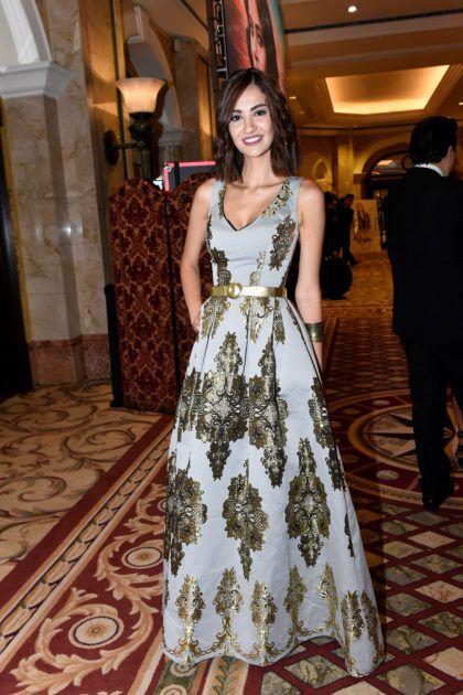 الممثلة اللبنانية فرح بيطار