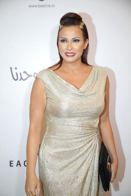 الممثلة اللبنانية كارلا بطرس