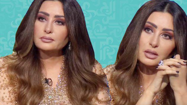 لطيفة تبكي وجلدوها بعد منعها من السعودية