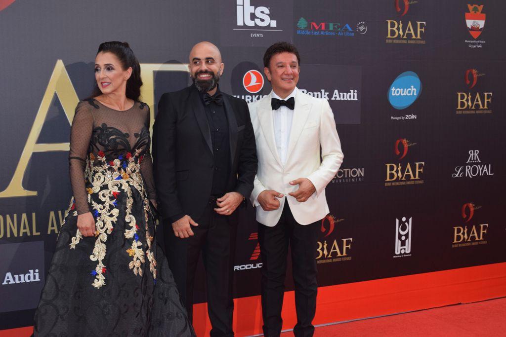 هشام حداد حصل على جائزة أفضل برنامج كوميدي