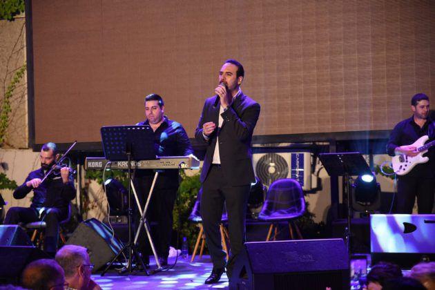 الجمهور ردّر أغنيات وائل جسار