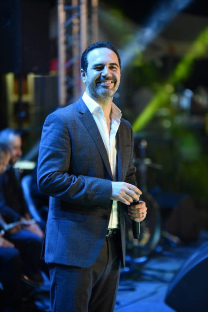 وائل جسار غنى عدداً من الأغنيات الجميلة