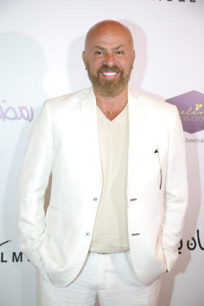 الممثل اللبناني وجيه صقر