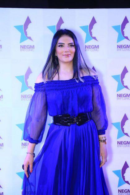 الفنانة المصرية حورية فرغلي