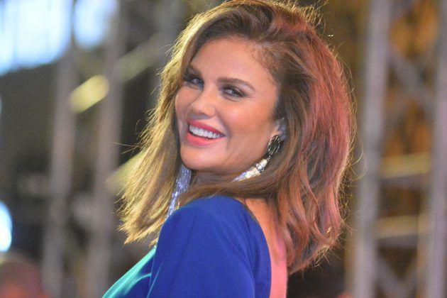 النجمة اللبنانية نيكول سابا