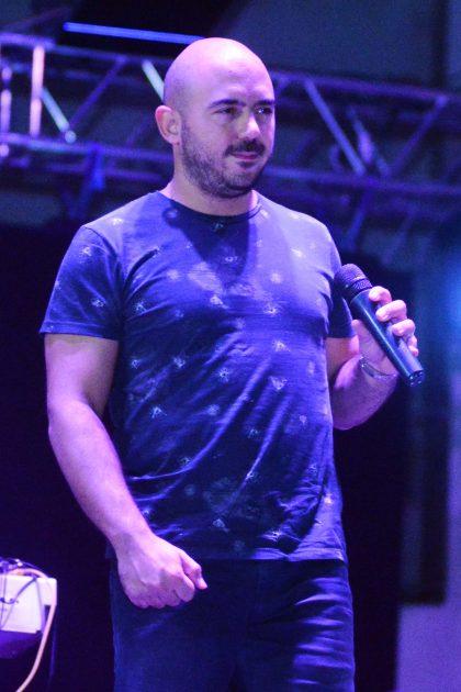 المطرب المصري محمود العسيلي