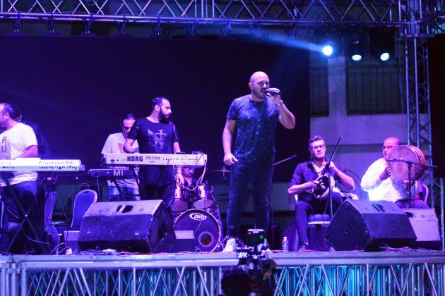 محمود العسيلي يغني خاينة
