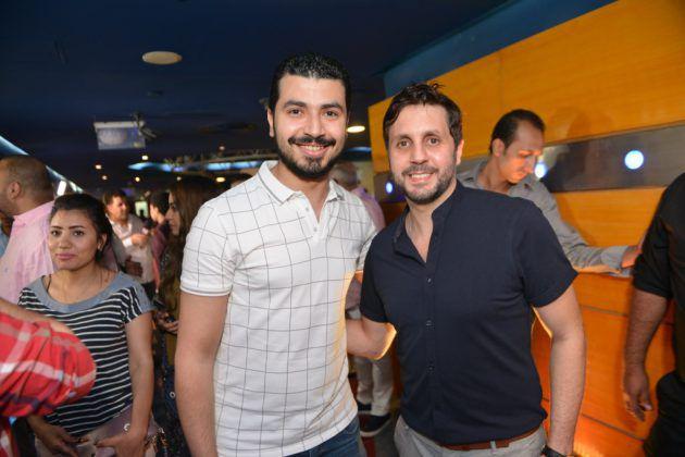 هشام ماجد ومحمد أنور