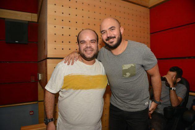 محمود العسيلي ومحمد عبد الرحمن