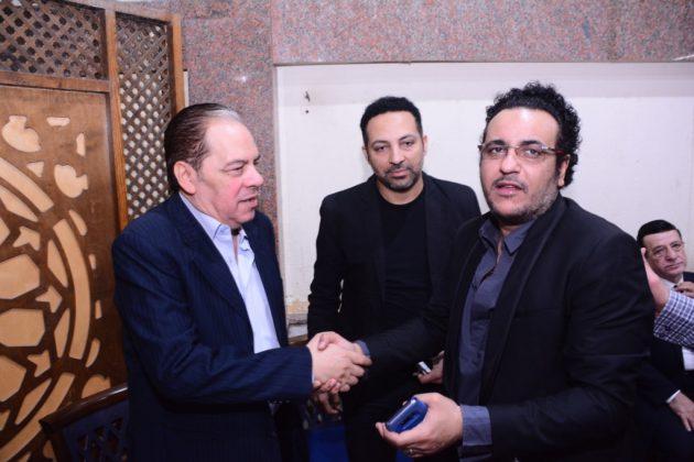 الملحن المصري محمد رحيم