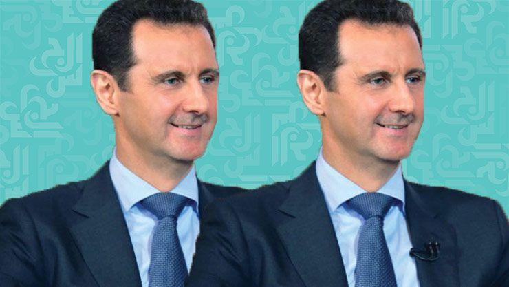 دروز سوريا هكذا يخاطبون بشار الأسد - بالفيديو