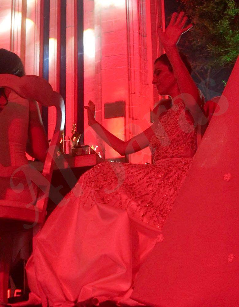 هنا بدأت بيرجوزال كوريل بالرقص مع أغنية وائل كفوري (أخدت القرار)