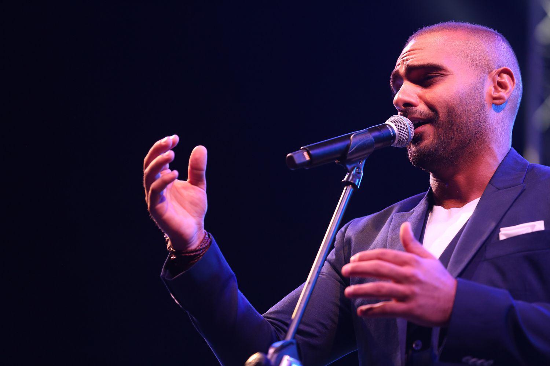 النجم اللبناني جوزيف عطية