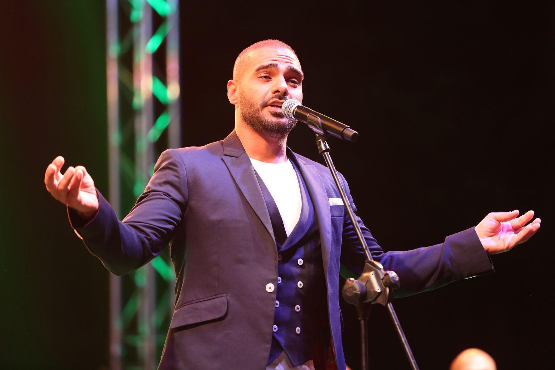 جوزيف عطية يحيي حفل ملك جمال لبنان