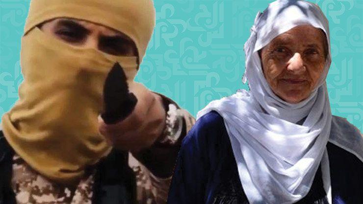 الإرهاب يسبي نساء بني معروف من جبل العرب - بالفيديو