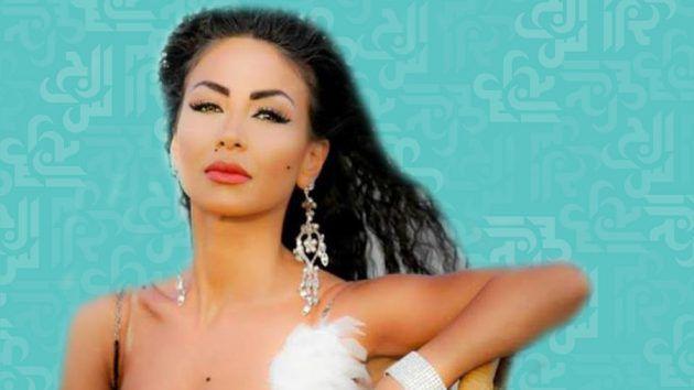 النجمة اللبنانية دوللي شاهين