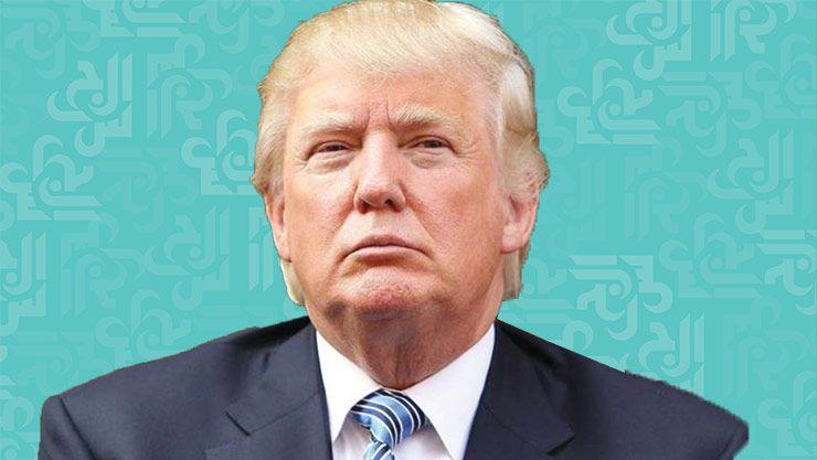 تحطيم نجمة دونالد ترامب في هوليوود