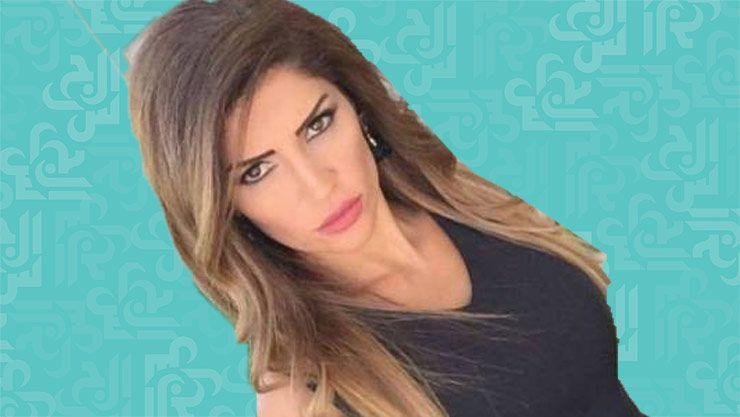 الممثلة اللبنانية رانيا عيسى