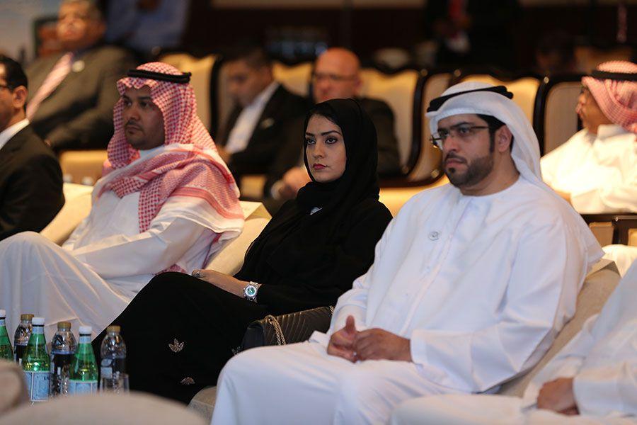 نالت الدكتورة سمر الشامسي ذهبية التميز الإنساني