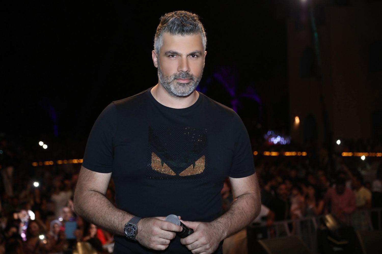 النجم اللبناني فارس كرم