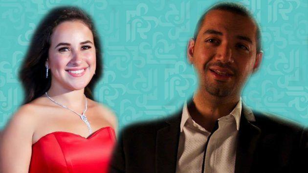 معز مسعود، شيري عادل