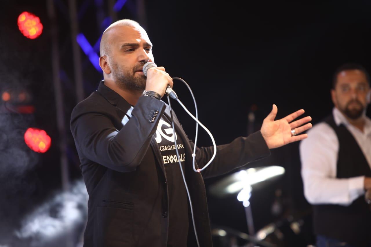 الفنان اللبناني ناجي الإسطا