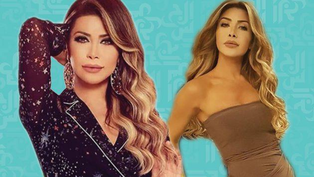 نوال الزغبي Brilliant Lebanese awards