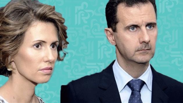 بعد إليسا أسماء الأسد تصاب بالسرطان