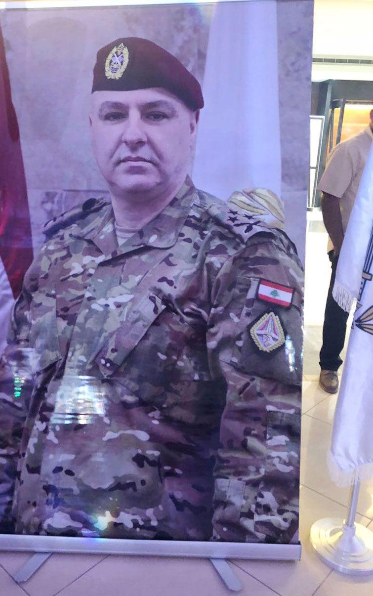 قائد الجيش اللبناني جوزيف عون