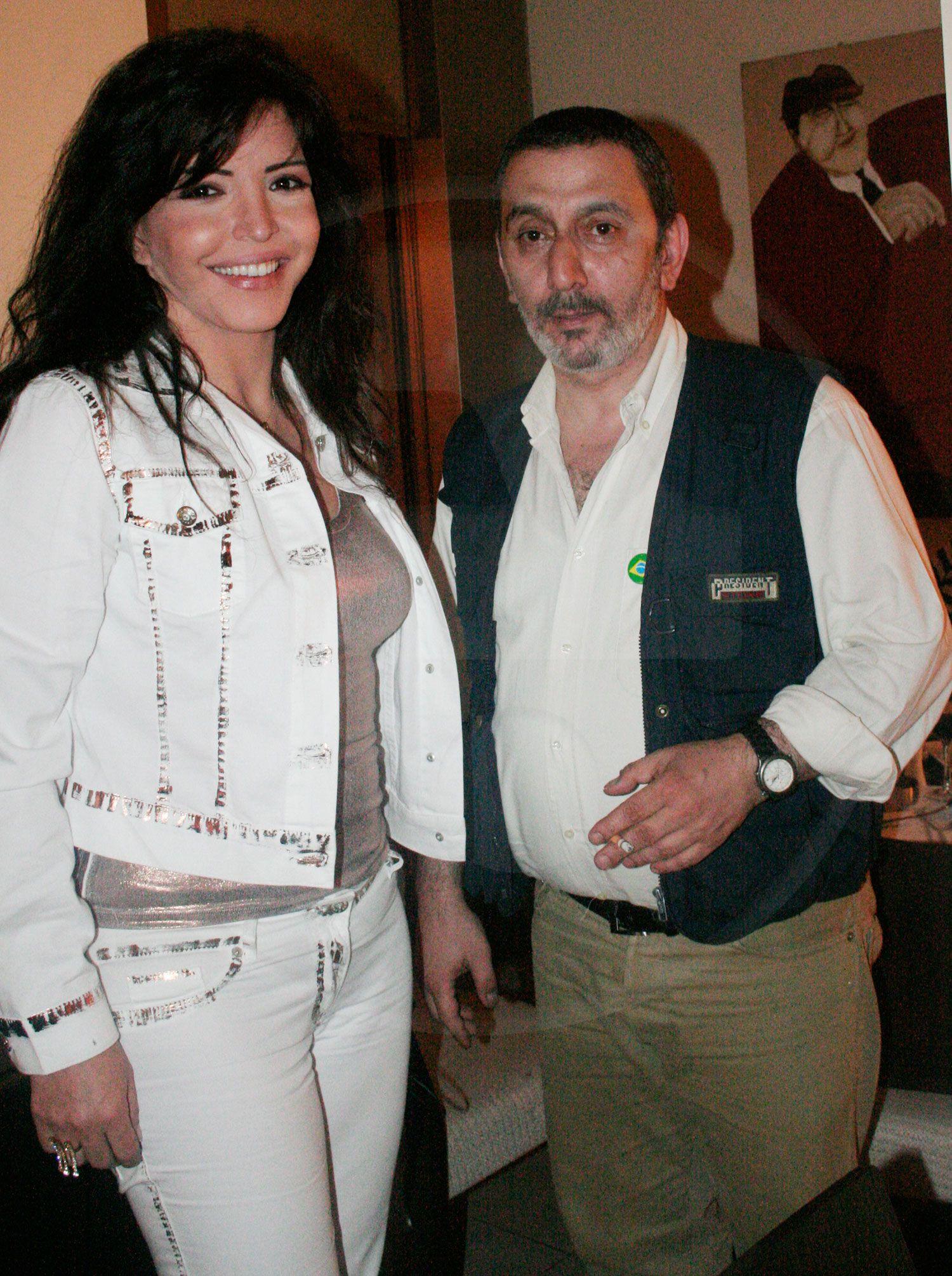 زياد الرحباني وريما نجيم في الشايز الأشرفية كانا يحتسيان القهوة عام 2003 وتذكرني الصور بالزميلة المصورة، الشهيدة ليال نجيب وتطول القصة