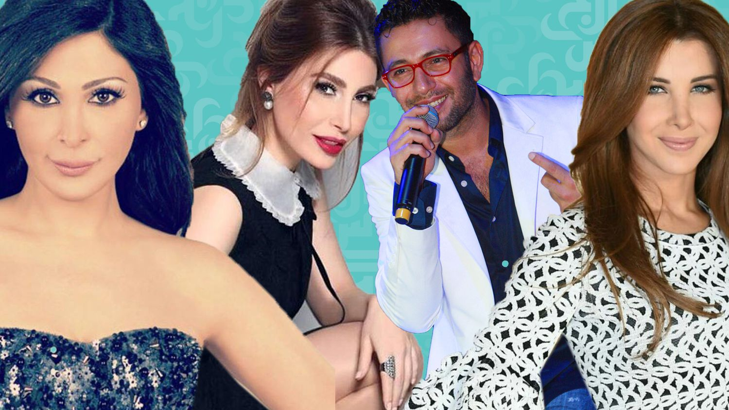 Who Is The #1 Lebanese Singer Elissa, Nancy, Yara or Ziad Bourji?