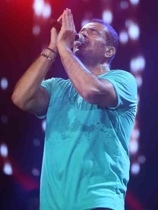 عمرو دياب سبتمبر 2010