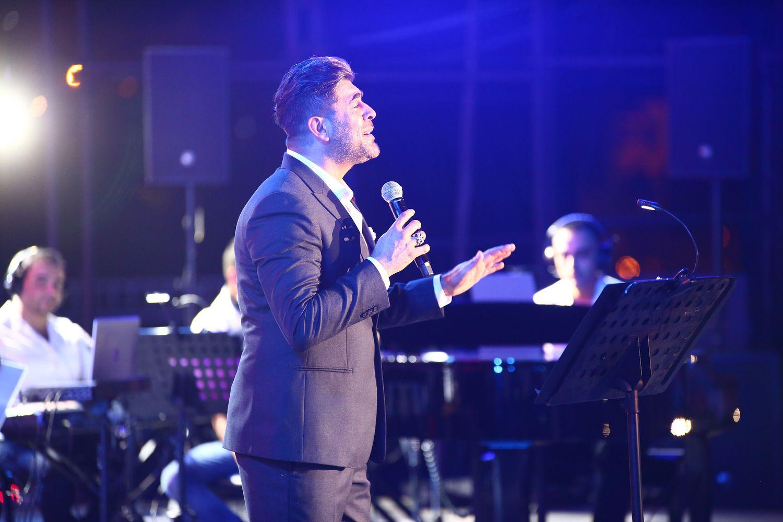 وائل كفوري غنى باقة من أجمل أغانيه