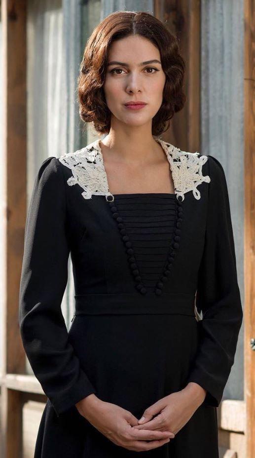 برجوزار كوريل من دورها في مسلسل (أنت وطني)