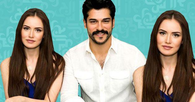 فهرية حامل مع بوراك في فيديو جديد