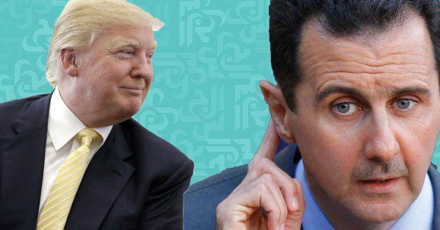 بطل ووترغيت يفضح ترامب وخطة قتله لبشار الأسد