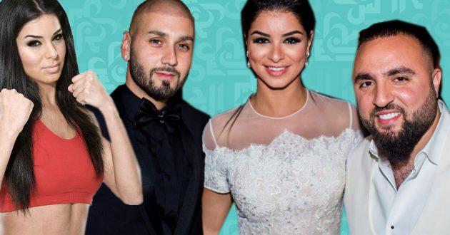 هدر دم ملكة جمال أميركا وزوجها ورسالة من شهيدتنا ليال نجيب
