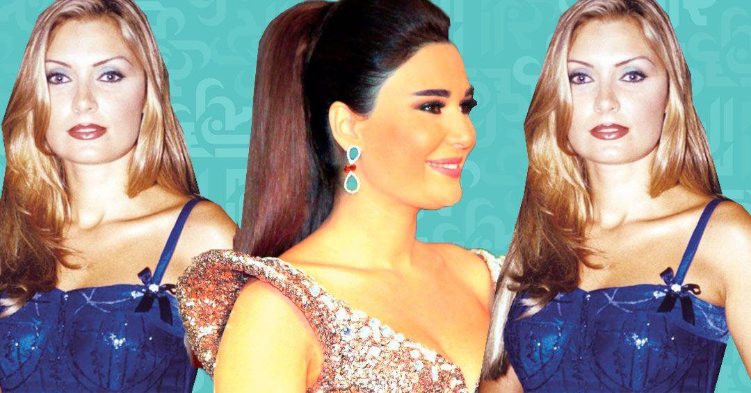 سيرين-عبد-النور-وأختها-سابين-نحاس