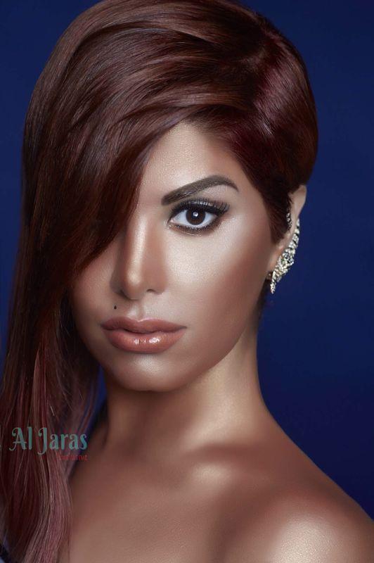 شمس الكويتية حسنت في إطلالتها وخسرت وزناً وغيرت في ملابسها وتسريحتها وماكياجها فقط