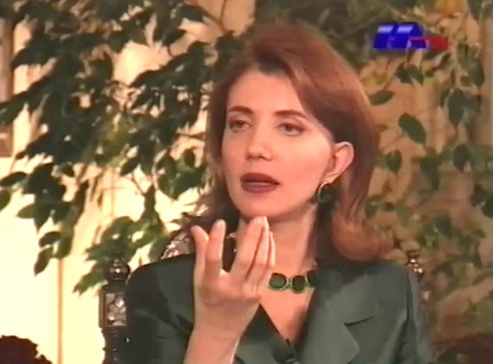 صونيا فارس ملكة جمال لبنان 1967