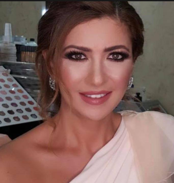 غادة الترك ملكة جمال لبنان 1993