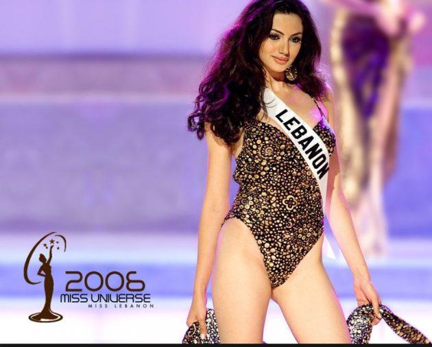 غبريال ابي راشد ملكة جمال لبنان 2006