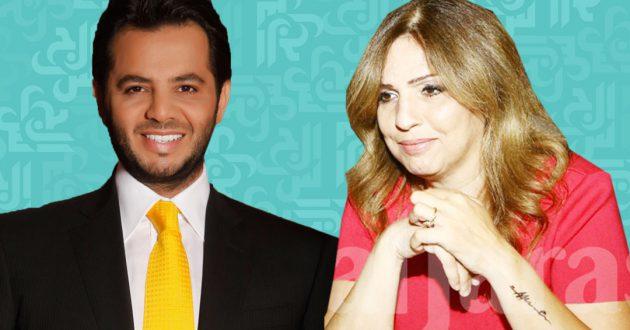 مريم البسام ونيشان وفضيحتان البارحة و(انا هيك)