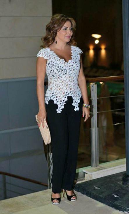 ملكة جمال لبنان 1987 سحر حيدر هي الآن سيدة أعمال ناجحة