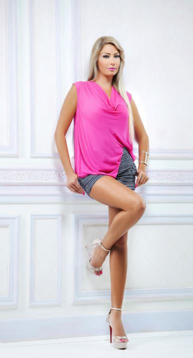 ملكة جمال لبنان 2001 كريستينا صوايا